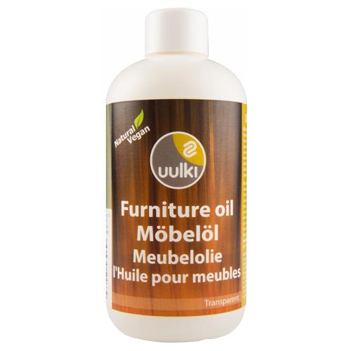 Uulki Aceite natural vegano para muebles de madera